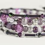 Pink Purple And Silver Mem..